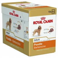 Pachet Royal Canin Poodle, 12 x 85 g