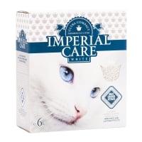IMPERIAL CARE White, asternut igienic bentonita pisici, iasomie, 6L