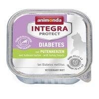 Integra Protect Diabetic cu Inimi de Curcan, 100 g