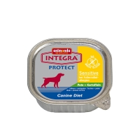 Integra Protect Sensitive Curcan si Cartofi 150 gr