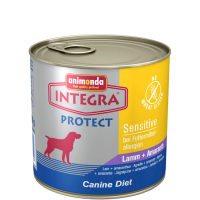 Integra Protect Sensitive Miel si Amarant 600 g