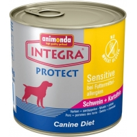 Integra Protect Sensitive Porc si Cartofi 600 gr