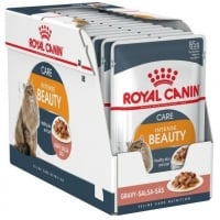 Pachet Royal Canin Intense Beauty,  24 x 85 g