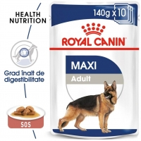 Royal Canin Maxi Adult, 140 g