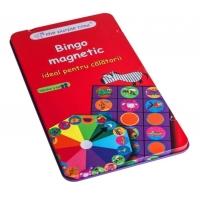 Joc Magnetic Momki, Bingo