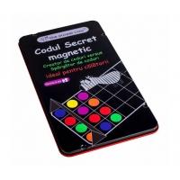 Joc magnetic Momki, Codul Secret