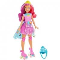 Jocul Video Eroii Barbie Bella Patinatoare