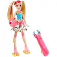 Jocul Video Eroii Barbie Patinatoare