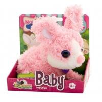 Jucarie De Plus Interactiva Noriel Pets Baby Iepuras