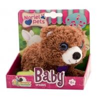 Jucarie De Plus Interactiva Noriel Pets Baby Ursulet