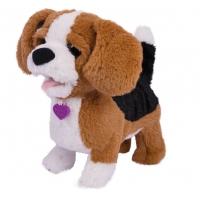 Jucarie De Plus Interactiva Noriel Pets Zigo Catelusul Beagle
