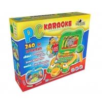Jucarie Karaoke Noriel Laptop 2017