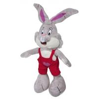 Jucarie pentru Caini, Bunny Hop, 25 cm, Culori Asortate
