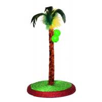 Jucarie Pentru Pisici Kerbl Palm Tree Cu Sisal, 33 Cm