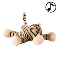 Jucarie Caine Plus Tigru 20 cm