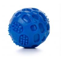 Jucarie TPR Minge tare 6 cm Albastru