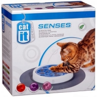 Jucarie Cat Senses Scratch Pad