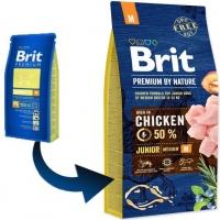 Brit Premium by Nature Junior M, 1 kg