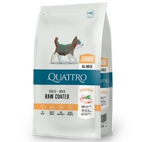 Quattro Premium Dog Junior All Breed cu Pui,7 kg expira 20.03.2021