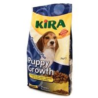 Kira Regular Puppy Growth cu Pui si Curcan 12,5 kg
