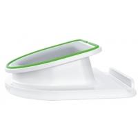 Suport rotativ LEITZ Complete pentru iPad/tableta PC, iPhone/smartphone - alb