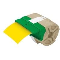 Cartus inteligent cu etichete de plastic LEITZ Icon, 88mmx10m, plastic galben, adeziv permanent