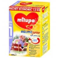 Lapte Praf Milupa Milumil 1+ Junior de la 1 An, 1200 g