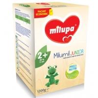 Lapte Praf Milupa Milumil 2+ Junior de la 2 Ani, 1200 g
