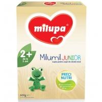 Lapte Praf Milupa Milumil 2+ Junior de la 2 Ani, 600 g