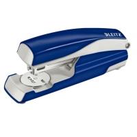 Capsator metalic, 30 coli, LEITZ 5502 - albastru