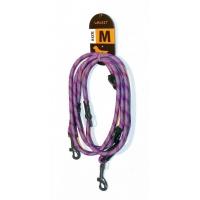 Lesa Caine Walkit Round Rope, M, 0.8 x 200 cm, Violet