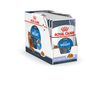 Royal Canin Light Weight Care Adult, bax hrană umedă, managementul greutății, (în aspic), 85g x 12