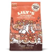 Lily's Kitchen Caine Junior cu Pui si Somon, 2.5 kg