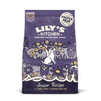 Lily's Kitchen Dog Adult 8+ cu Curcan si Pastrav, 2.5 kg