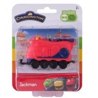 Locomotiva Chuggington Little Churggers Jackman