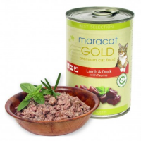 Pachet Conserve Maracat Gold cu Miel si Rata 10 x 400 g