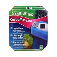 Material filtrant JBL CarboMec ultra Pad CP e1500