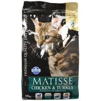 Matisse Chicken and Turkey 1.5 kg