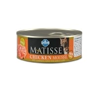 Matisse Cat Mousse Chicken conserva 85 gr