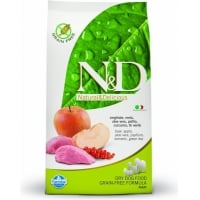 N&D Grain Free Adult Maxi, Mistret si Mar, 12 kg 15 Mai