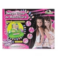 Mega Trusa De Manichiura Color Chic
