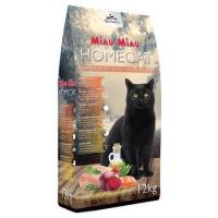 Hrana Uscata Miau-Miau Homecat, 12 Kg