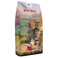 Hrana Uscata Miau-Miau New Sensible, 12 Kg