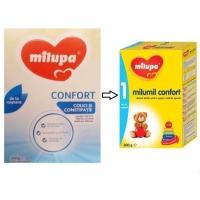 Lapte Praf Milupa Milumil Confort de la Nastere, 300 g