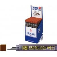 Mine pentru creion mecanic 0,5mm, 12/set, PENAC - HB