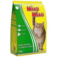 Hrana Uscata Miau-Miau Curcan, 10 Kg