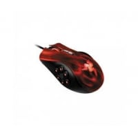 MOUSE GAMING RAZER NAGA HEX DEMONIC RED EDITION GAMING MOUSE, 5600DPI,  RZ01-00750200-R3M1