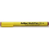 Multi pen 1.0mm, ARTLINE - rosu