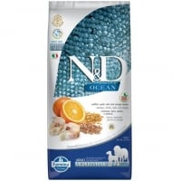 N&D Ocean Low Grain Adult Medium Maxi, 12 kg
