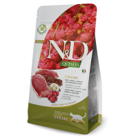 N&D Cat Adult Urinary Rata si Quinoa, 1.5 kg